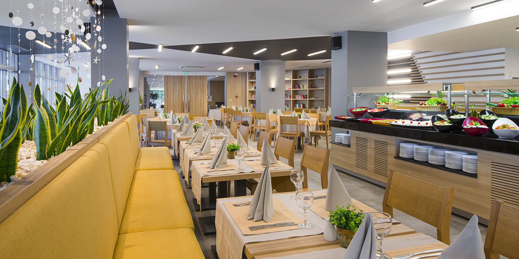 Restaurants und Bars HVD Viva Club Hotel