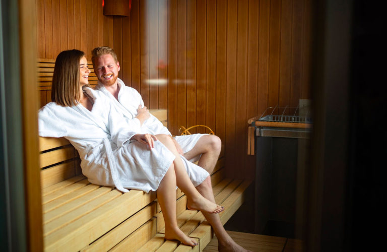 Sauna, Jacuzzi and Massages (against extra charge) HVD Viva Club Hotel