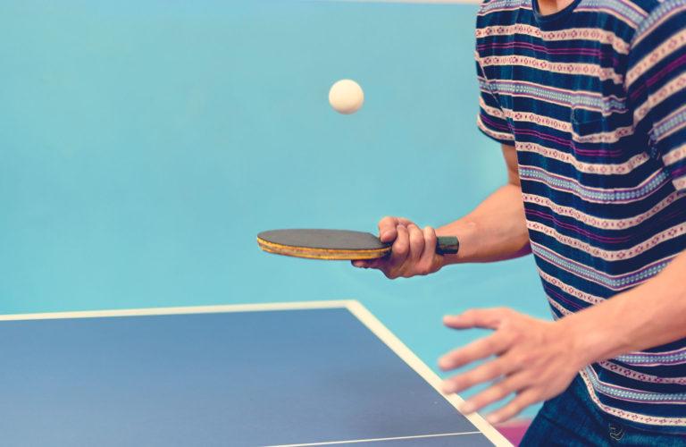 Tischtennis HVD Viva Club Hotel