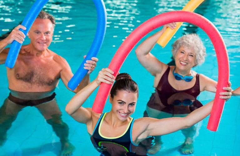 Wasserball, Gymnastik HVD Viva Club Hotel